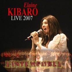 Double CD LIVE 2007 - L'INTEMPOREL